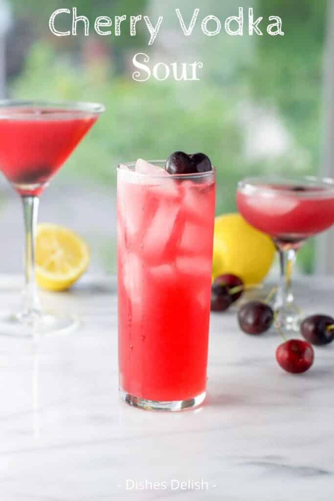 Cherry Vodka Sour for Pinterest 4