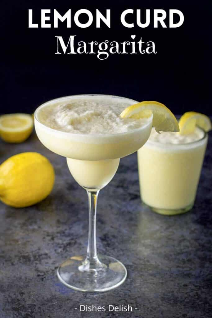 Lemon Curd Margarita for Pinterest 3