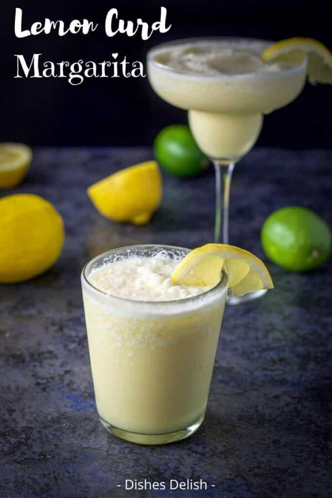 Lemon Curd Margarita for Pinterest 4
