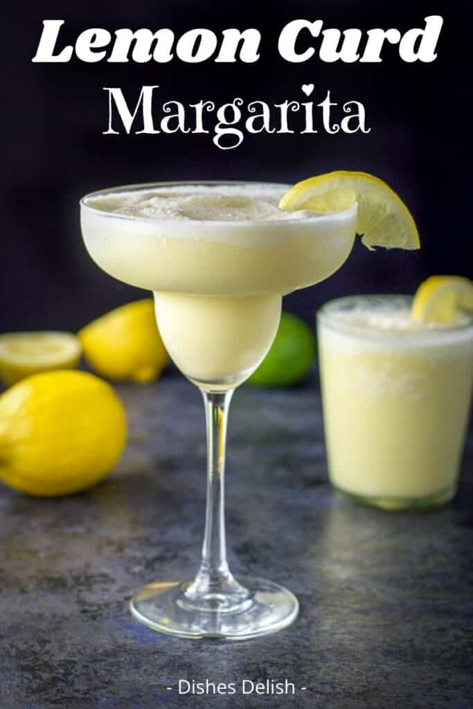 Lemon Curd Margarita for Pinterest 5