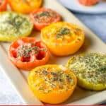 Baked Tomatoes for Pinterest 3