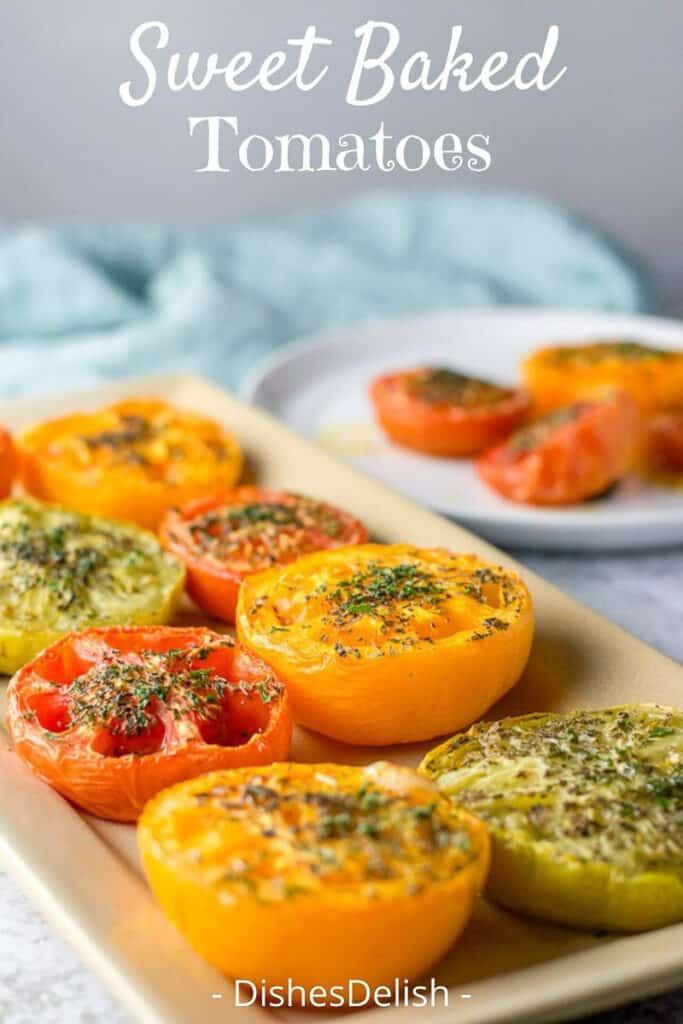 Baked Tomatoes for Pinterest 5