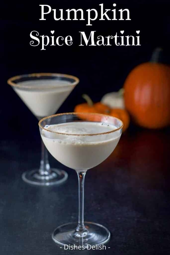 Pumpkin Spice Martini for Pinterest 2