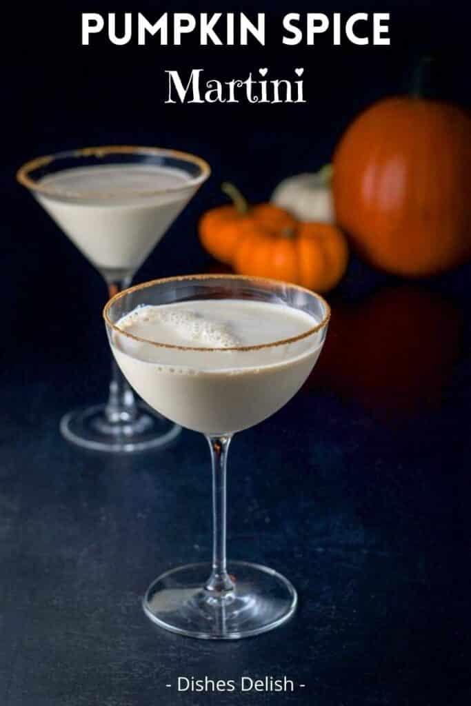 Pumpkin Spice Martini for Pinterest 3
