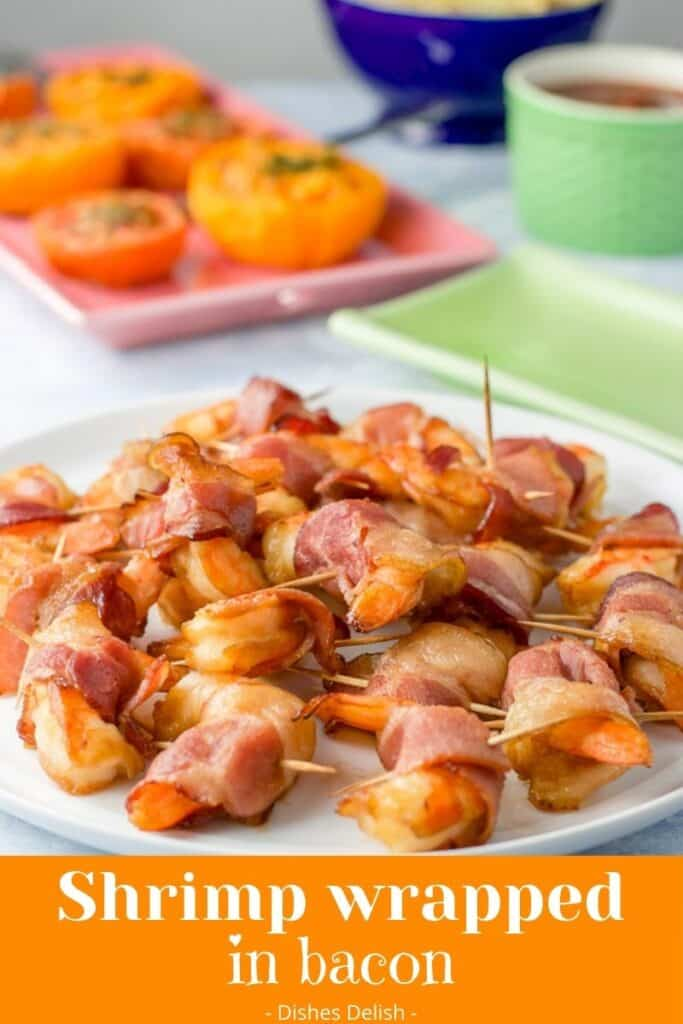 Bacon Wrapped in Bacon for Pinterest 4