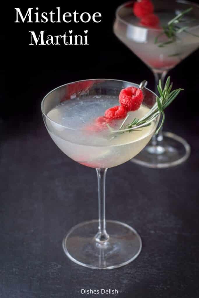 Mistletoe Martini for Pinterest 2