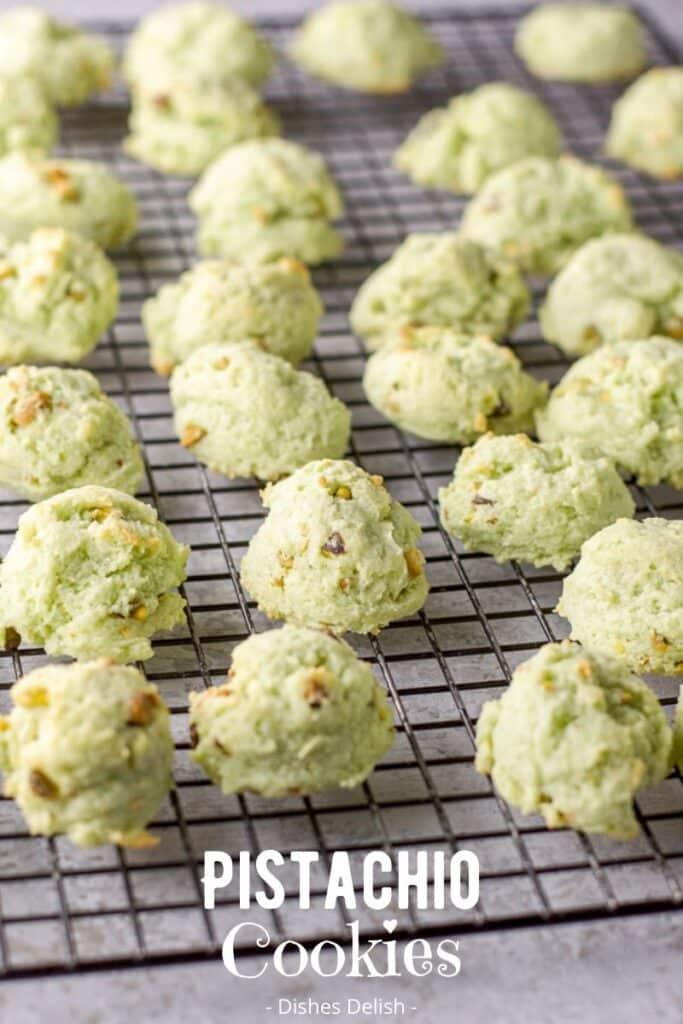 Pistachio Cookies for Pinterest 3