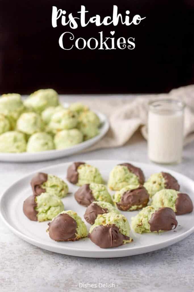 Pistachio Cookies for Pinterest 5