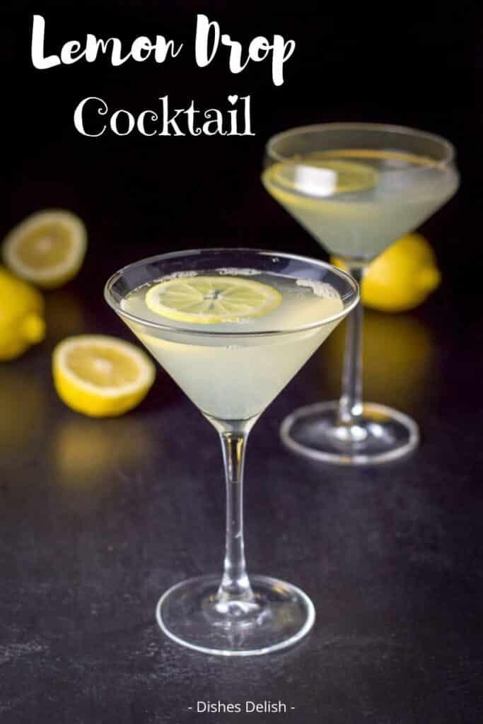 Lemon Drop Martini for Pinterest 5