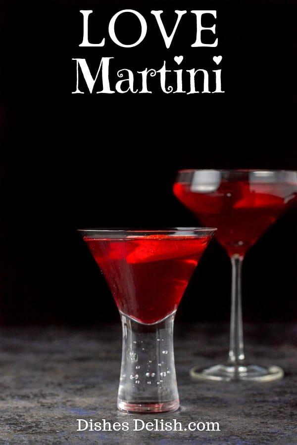 Love Martini for Pinterest