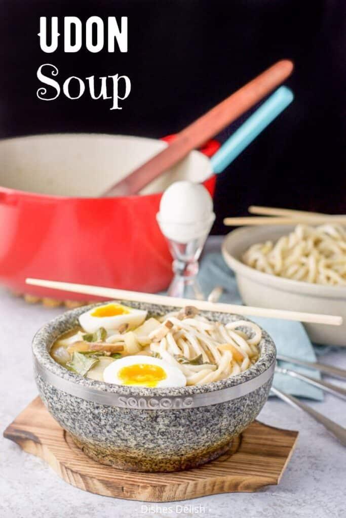 Udon Noodle Soup for Pinterest 3