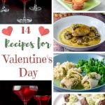 14 Recipes for Valentine's Day for Pinterest