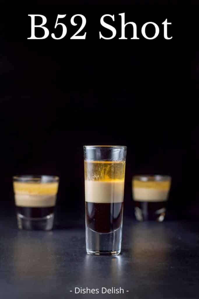 B52 Shot Recipe for Pinterest 2