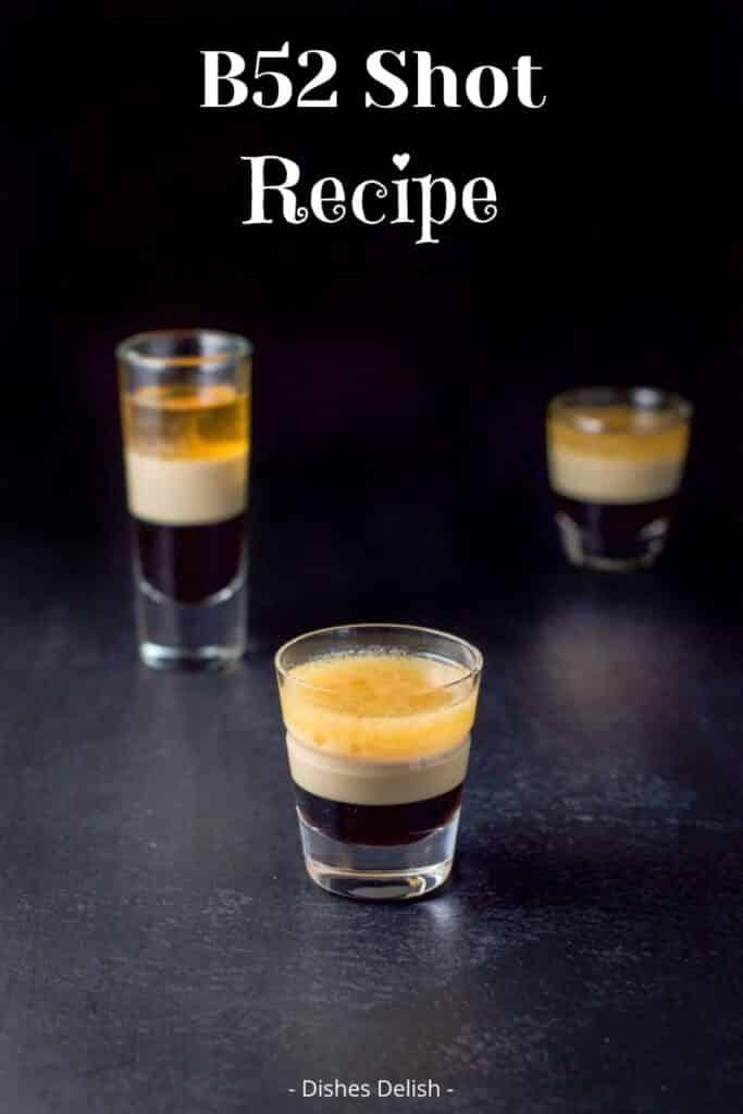 B52 Shot Recipe for Pinterest 4