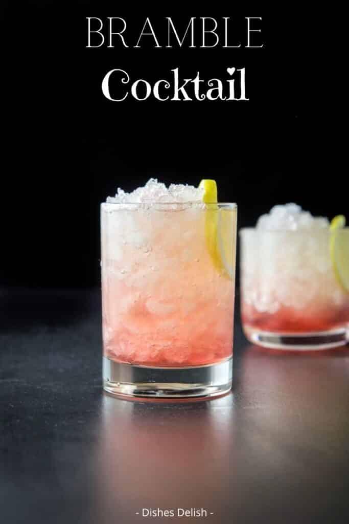 Bramble Cocktail for Pinterest 2