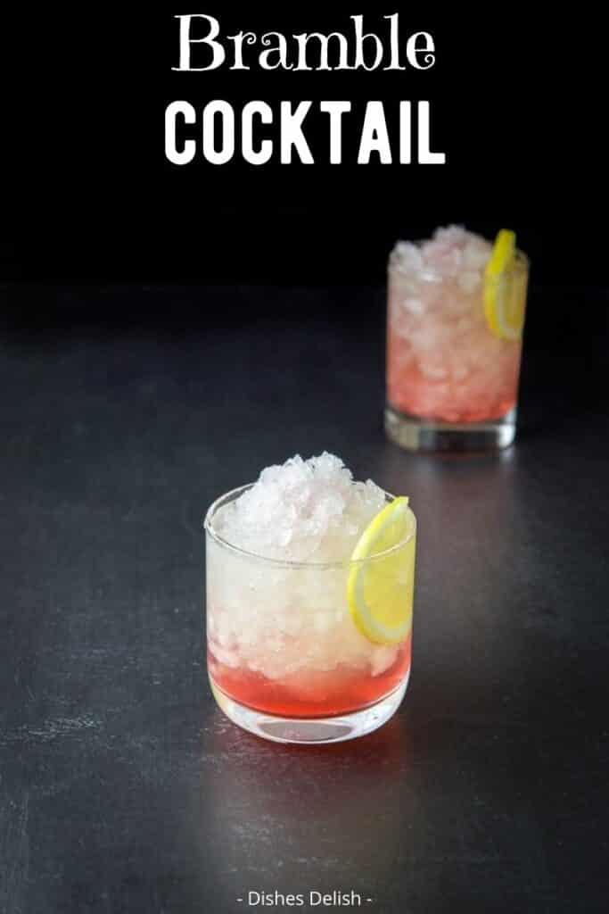 Bramble Cocktail for Pinterest 3