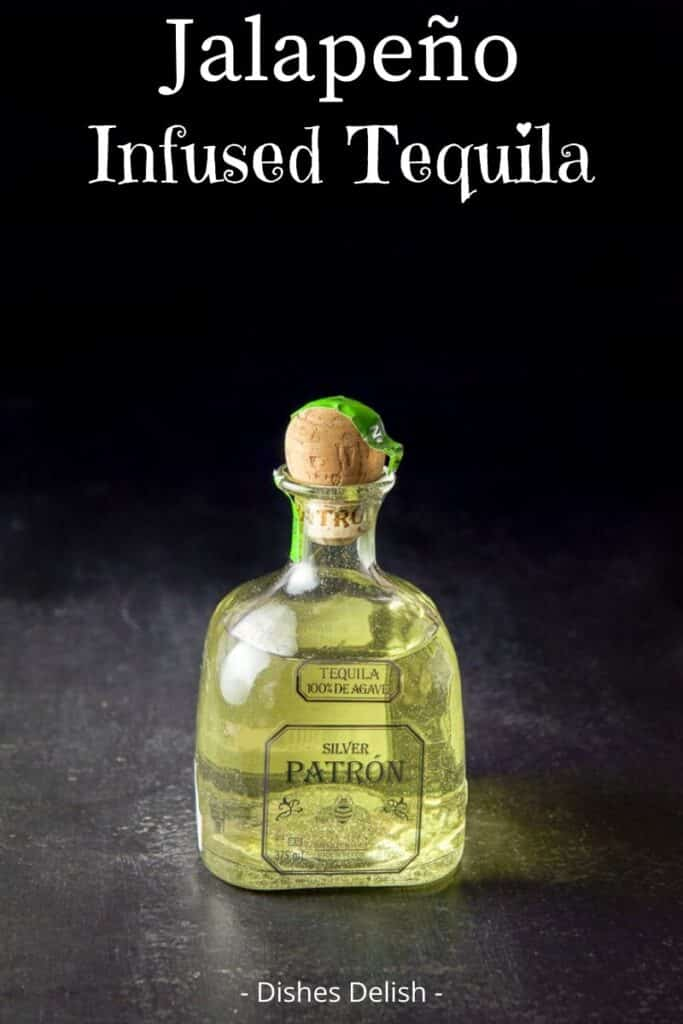 Jalapeño Infused Tequila for Pinterest 2
