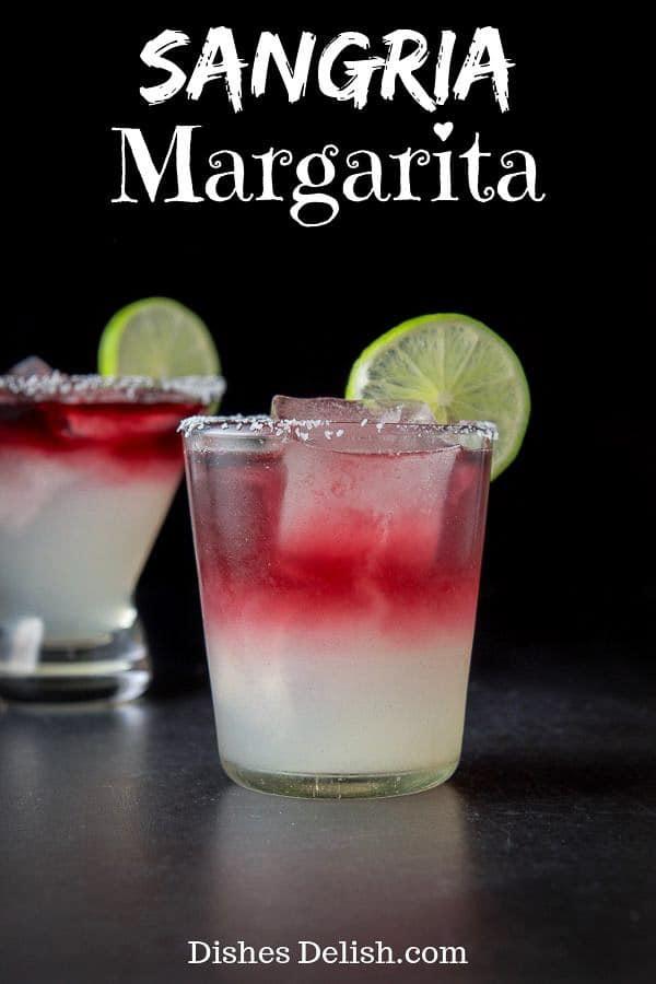 Sangria Margarita for Pinterest
