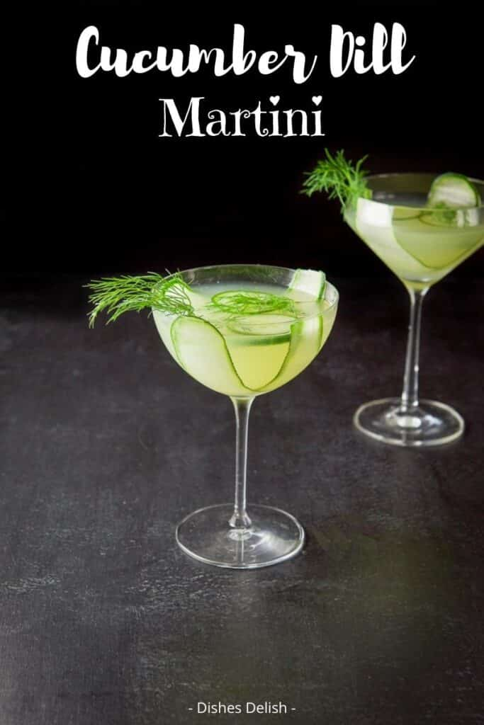 Cucumber Dill Martini for Pinterest 5