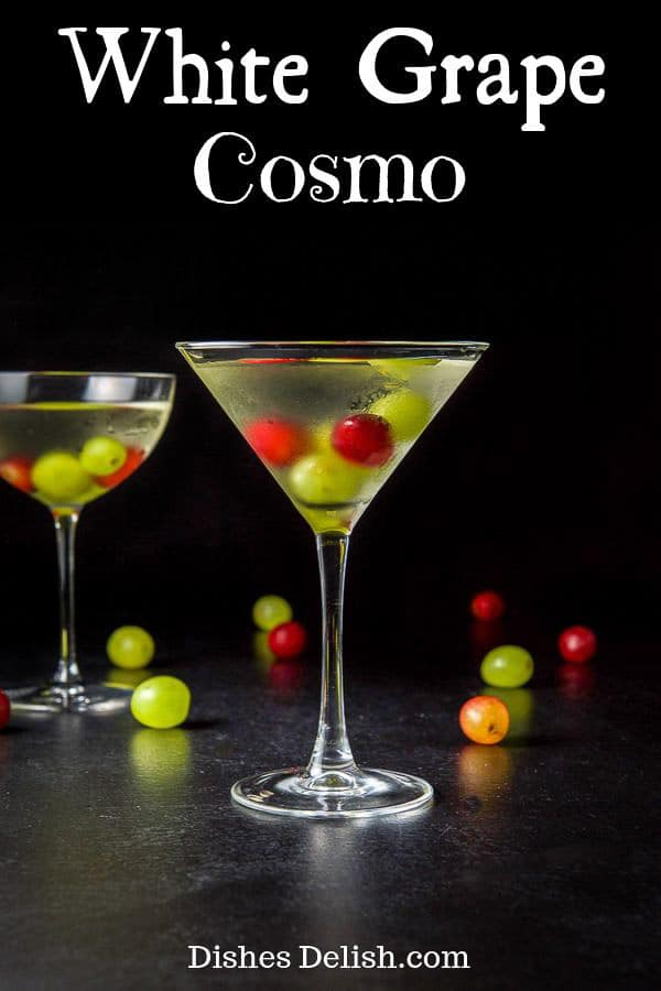 White Grape Cosmo for Pinterest