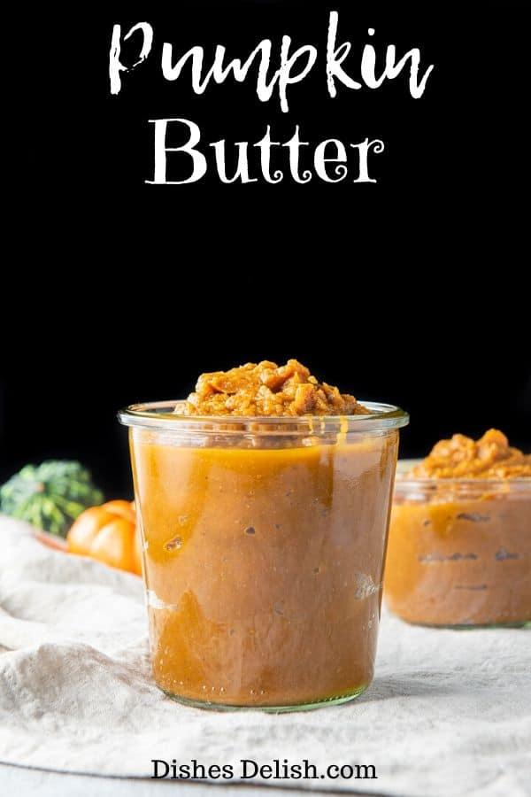 Pumpkin Butter for Pinterest