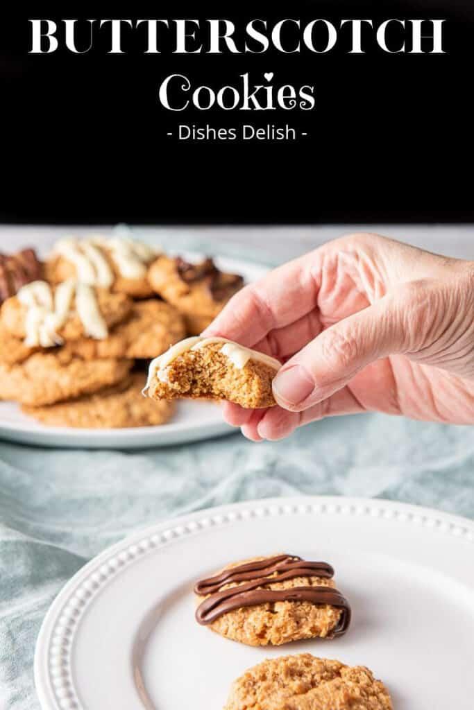 Butterscotch Cookies for Pinterest 2