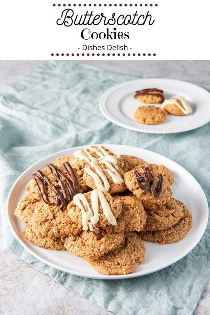 Butterscotch Cookies for Pinterest 3