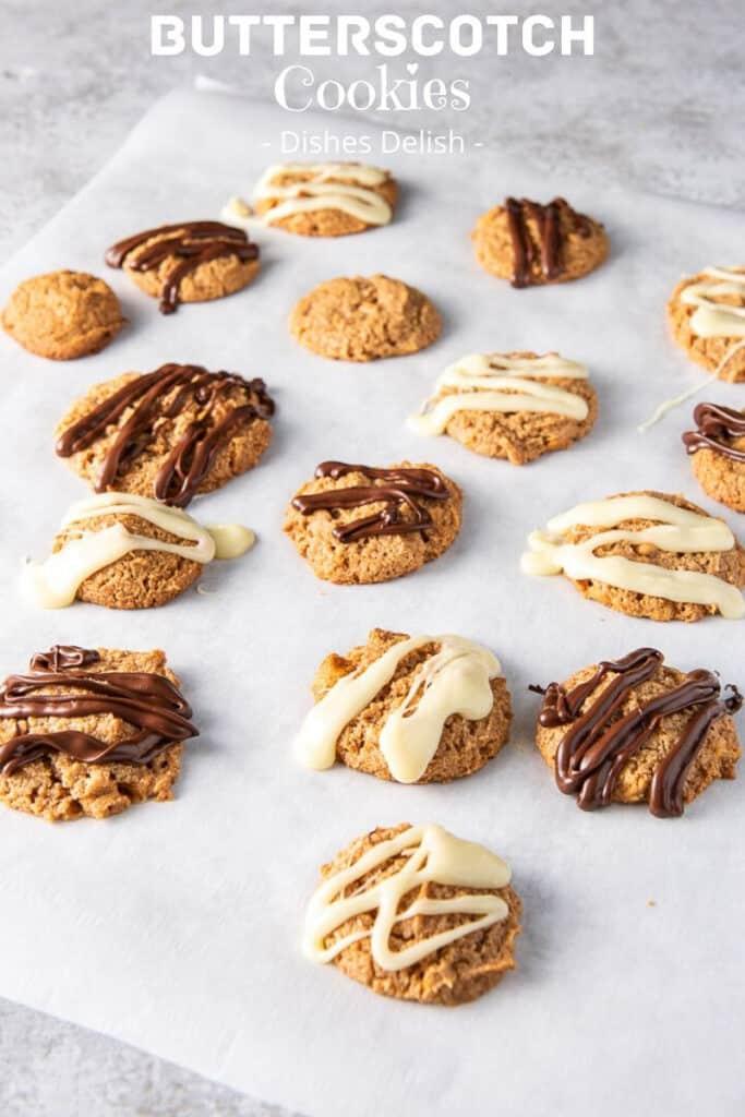 Butterscotch Cookies for Pinterest 4