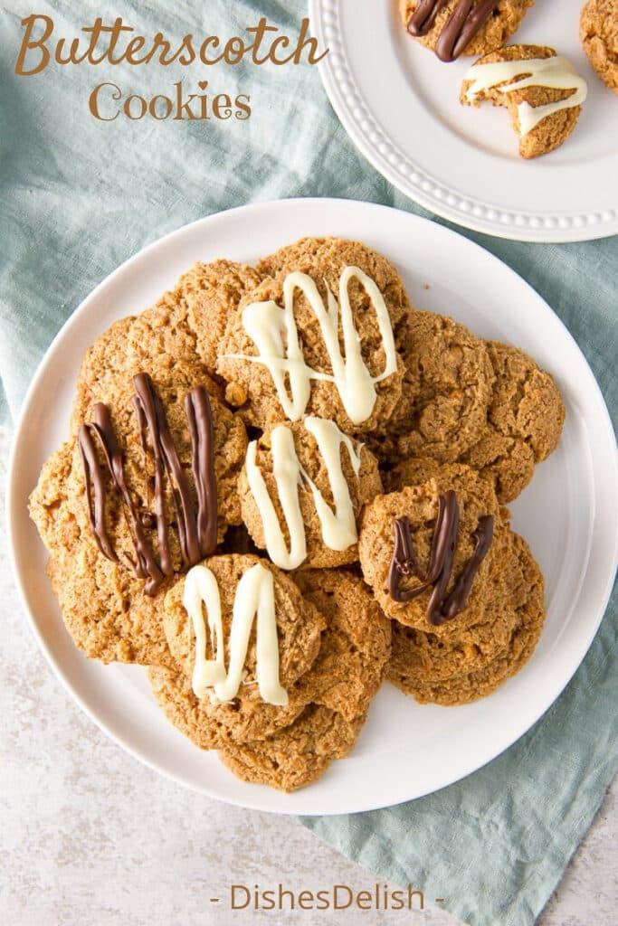 Butterscotch Cookies for Pinterest 5