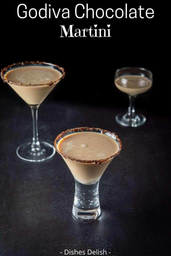 Godiva Chocolate Martini for Pinterest 2