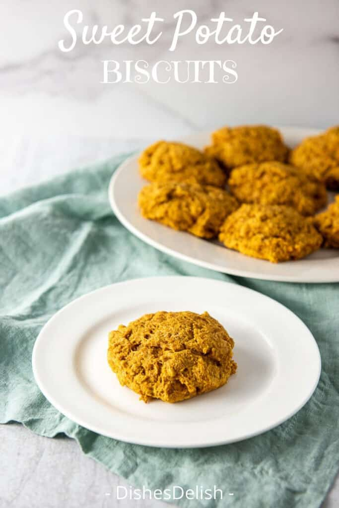 Sweet Potato Biscuits for Pinterest 2