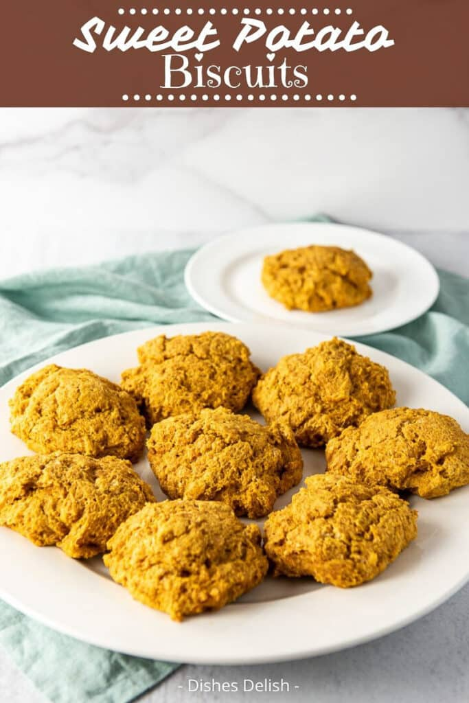 Sweet Potato Biscuits for Pinterest 3