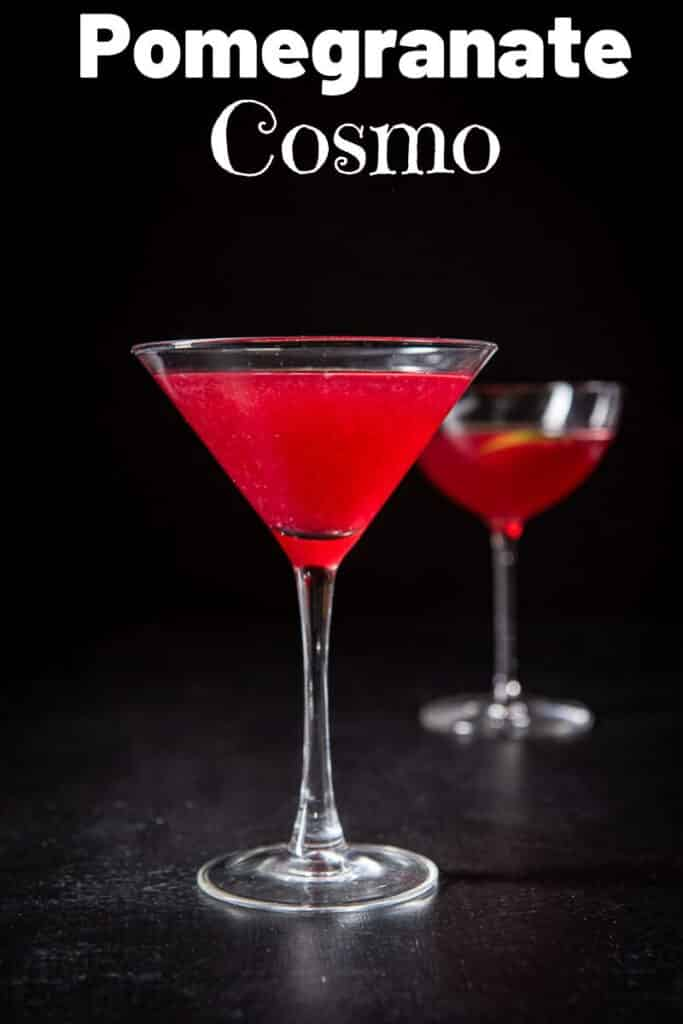 Pomegranate Cosmo for Pinterest 2