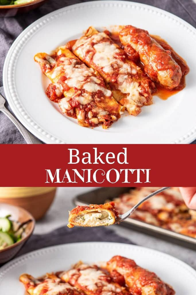 Baked Manicotti for Pinterest 4