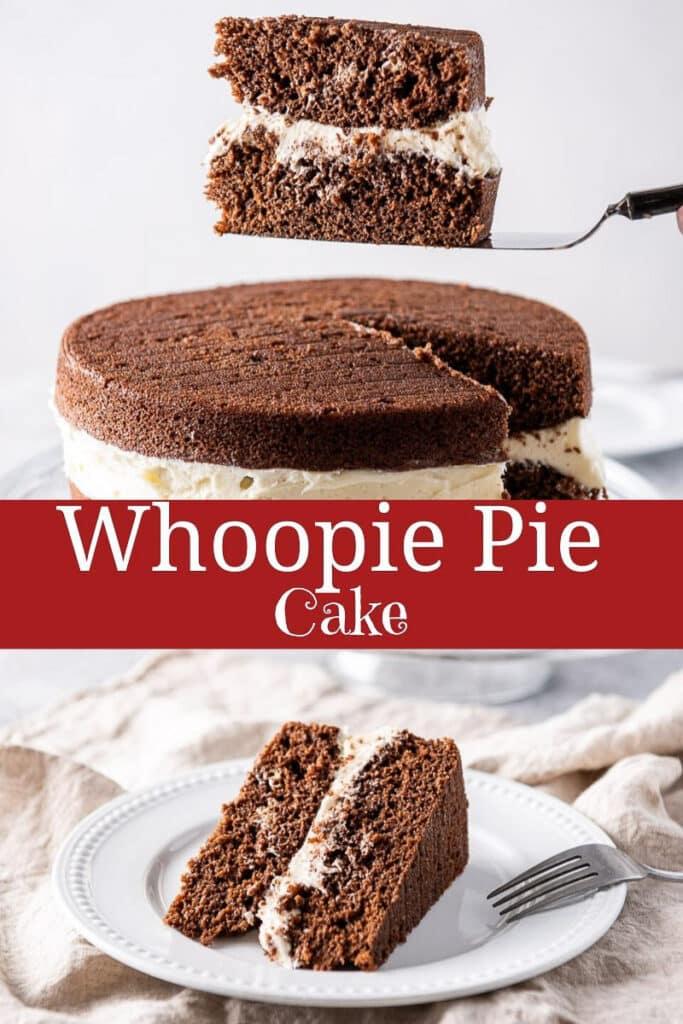 Whoopie Pie Cake for Pinterest 2