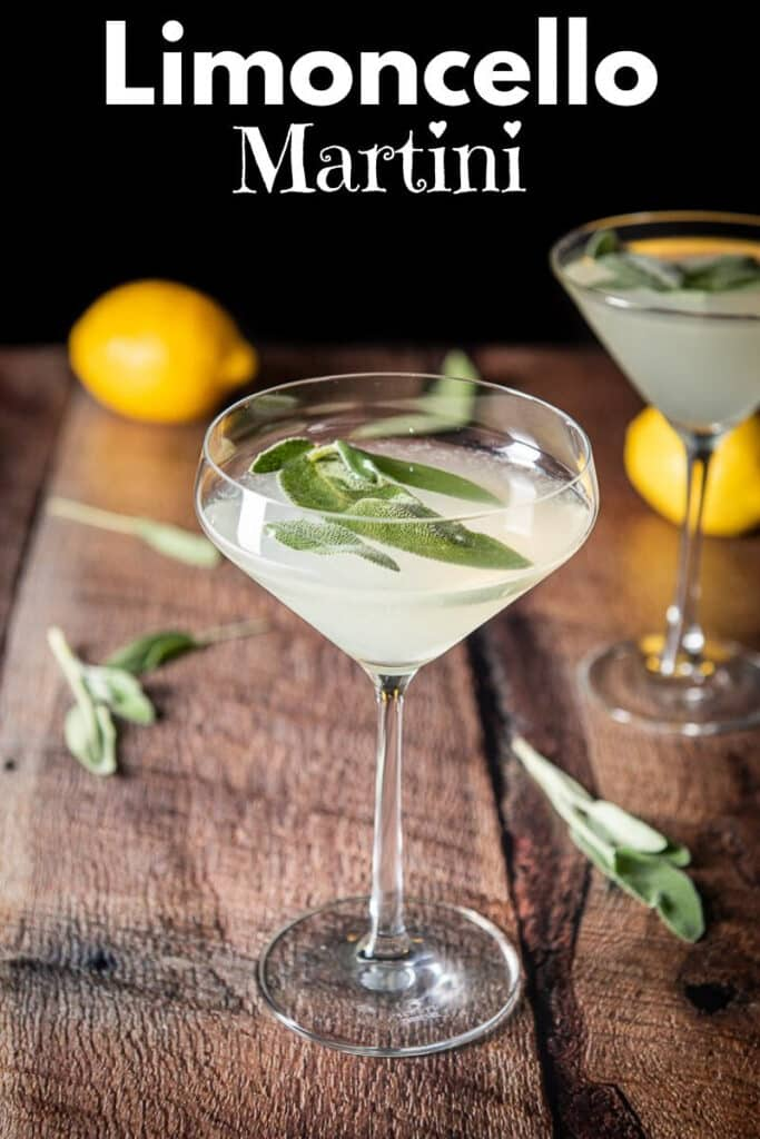 Limoncello Martini for Pinterest 6