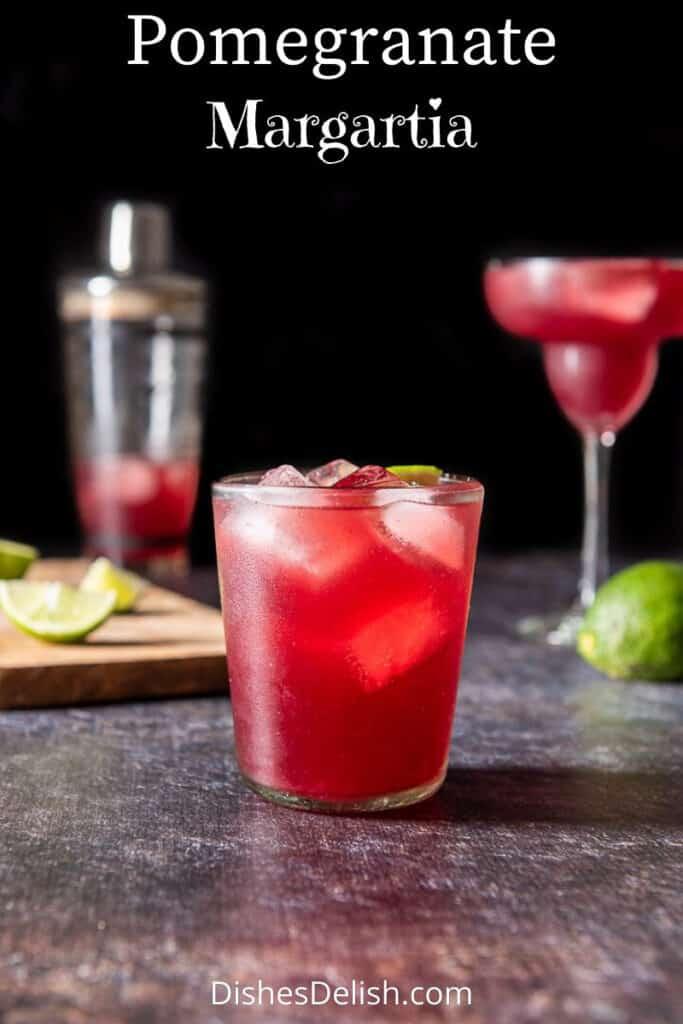 Pomegranate Margarita for Pinterest 4