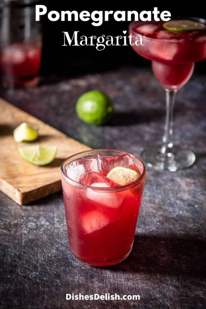 Pomegranate Margarita for Pinterest 5