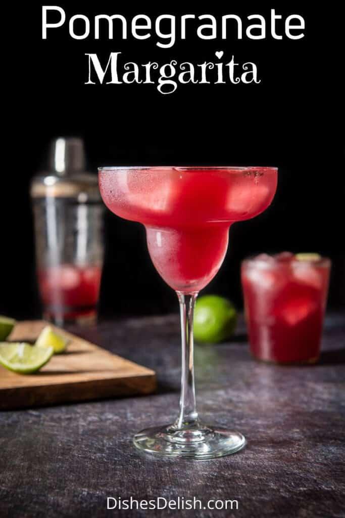 Pomegranate Margarita for Pinterest 1