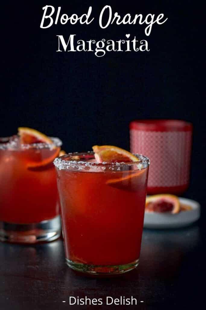 Blood Orange Margarita for Pinterest 3