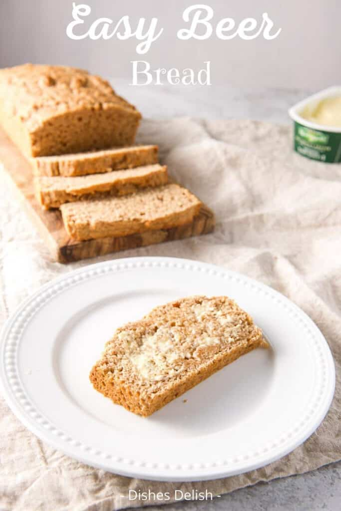 Easy Beer Bread for Pinterest 6