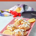 Maryland Crab Cakes for Pinterest 4