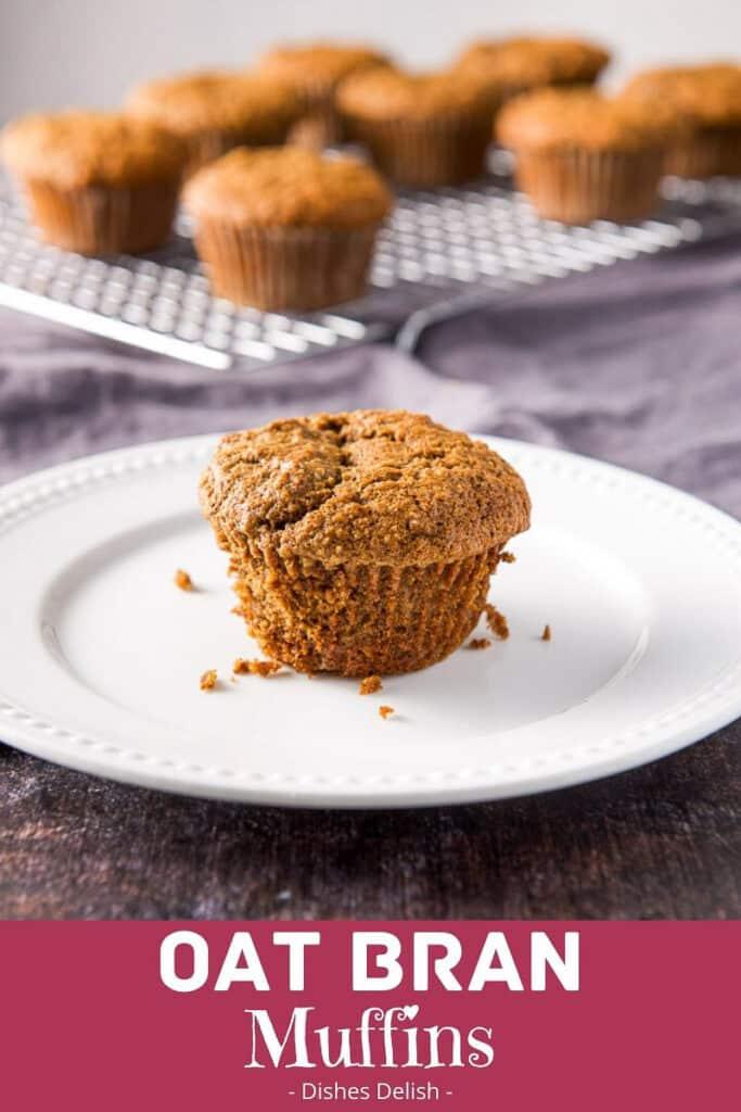 Oat Bran Muffins for Pinterest 4