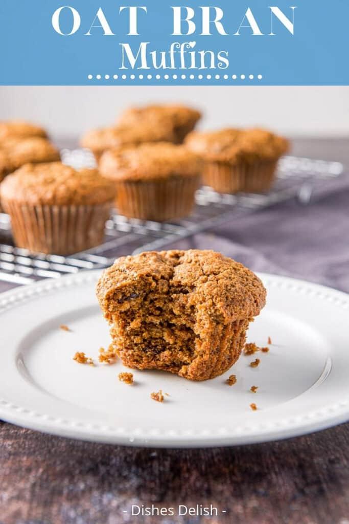 Oat Bran Muffins for Pinterest 5