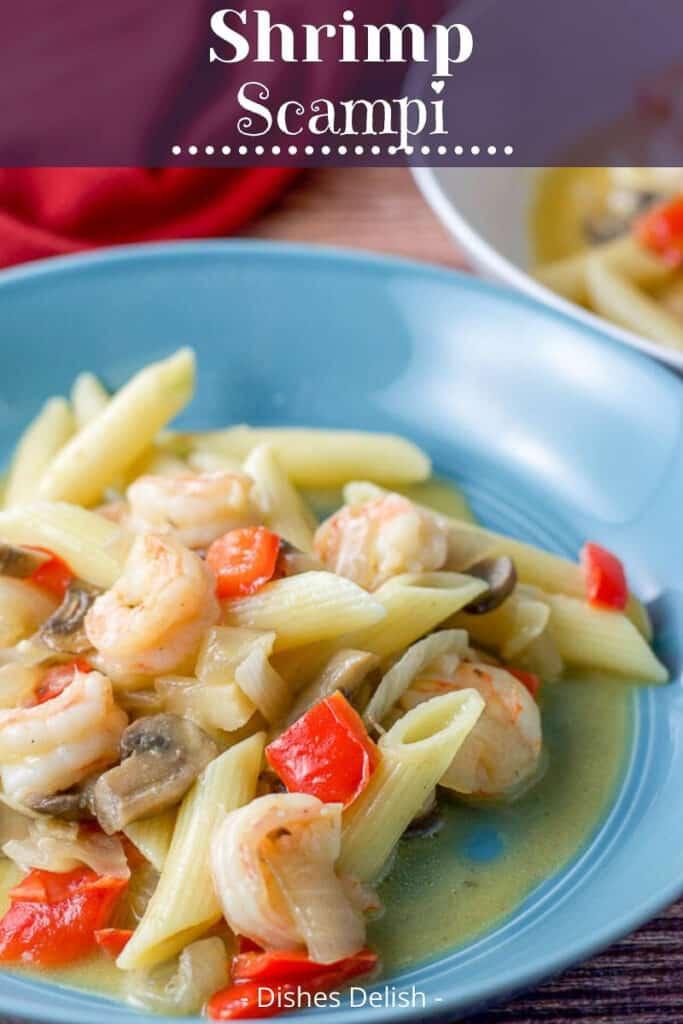 Shrimp Scampi for Pinterest 2