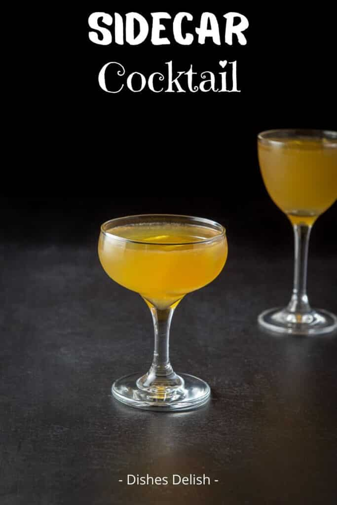 Sidecar Cocktail for Pinterest 2