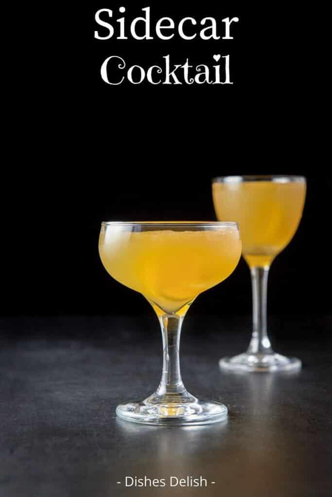 Sidecar Cocktail for Pinterest 3