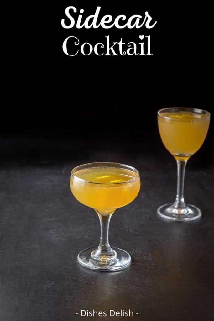 Sidecar Cocktail for Pinterest 4