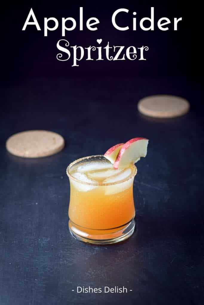Apple Cider Spritzer for Pinterest 4