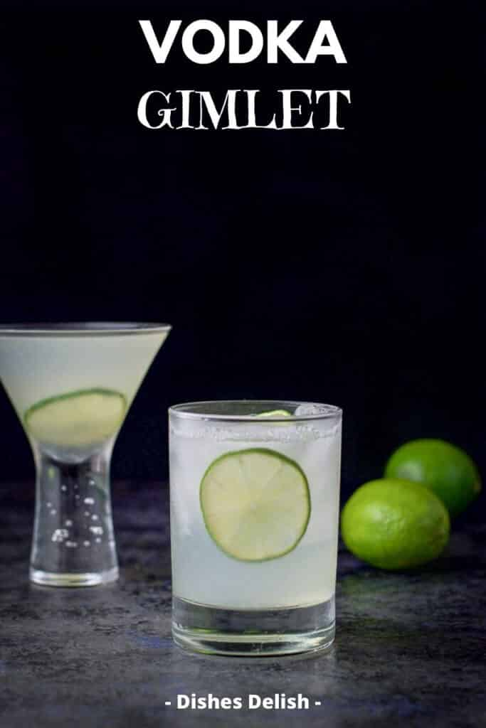 Vodka Gimlet Recipe for Pinterest 4